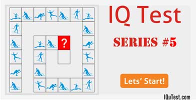 IQ Test Series #5