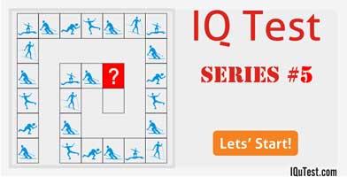 IQ Test Series #5